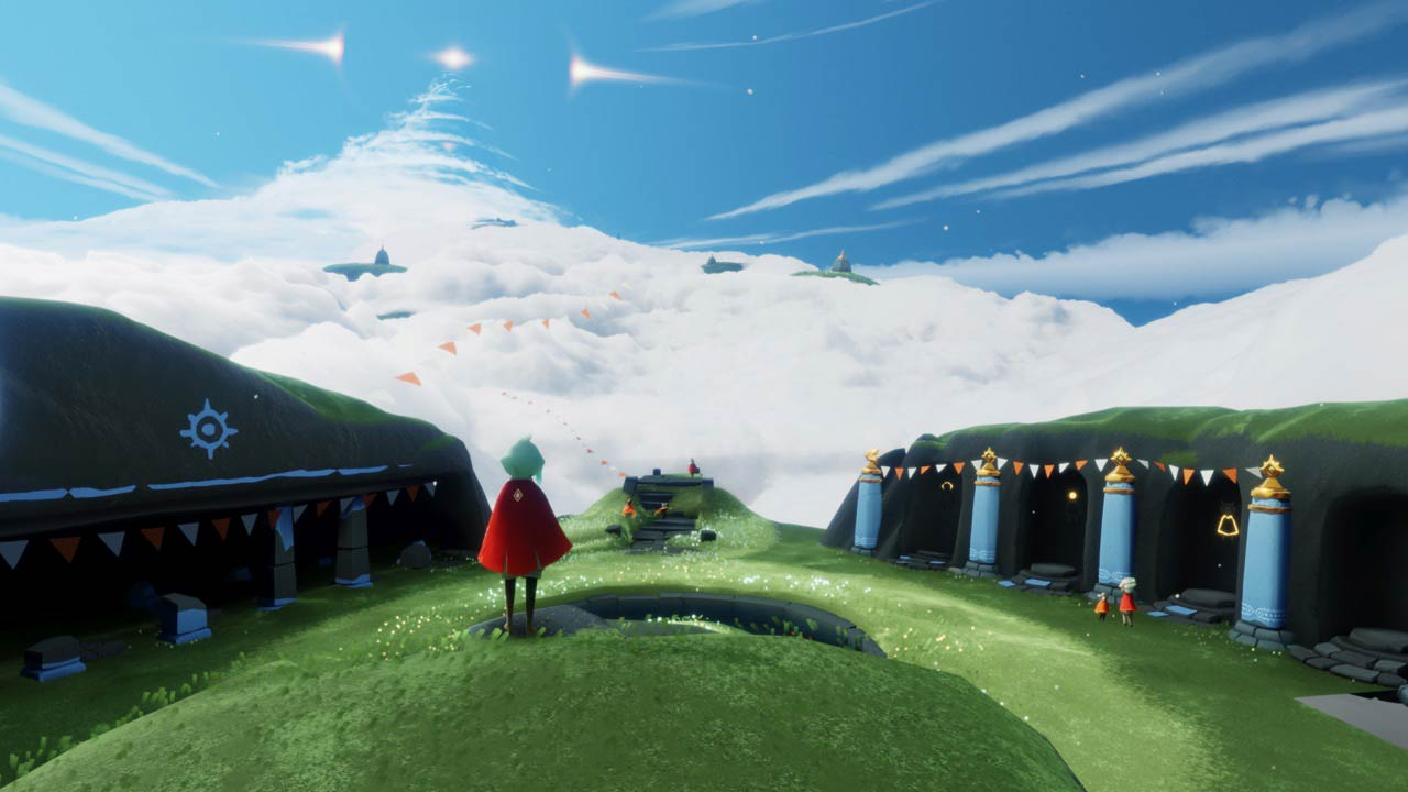 Volumetric clouds, worth it? — polycount