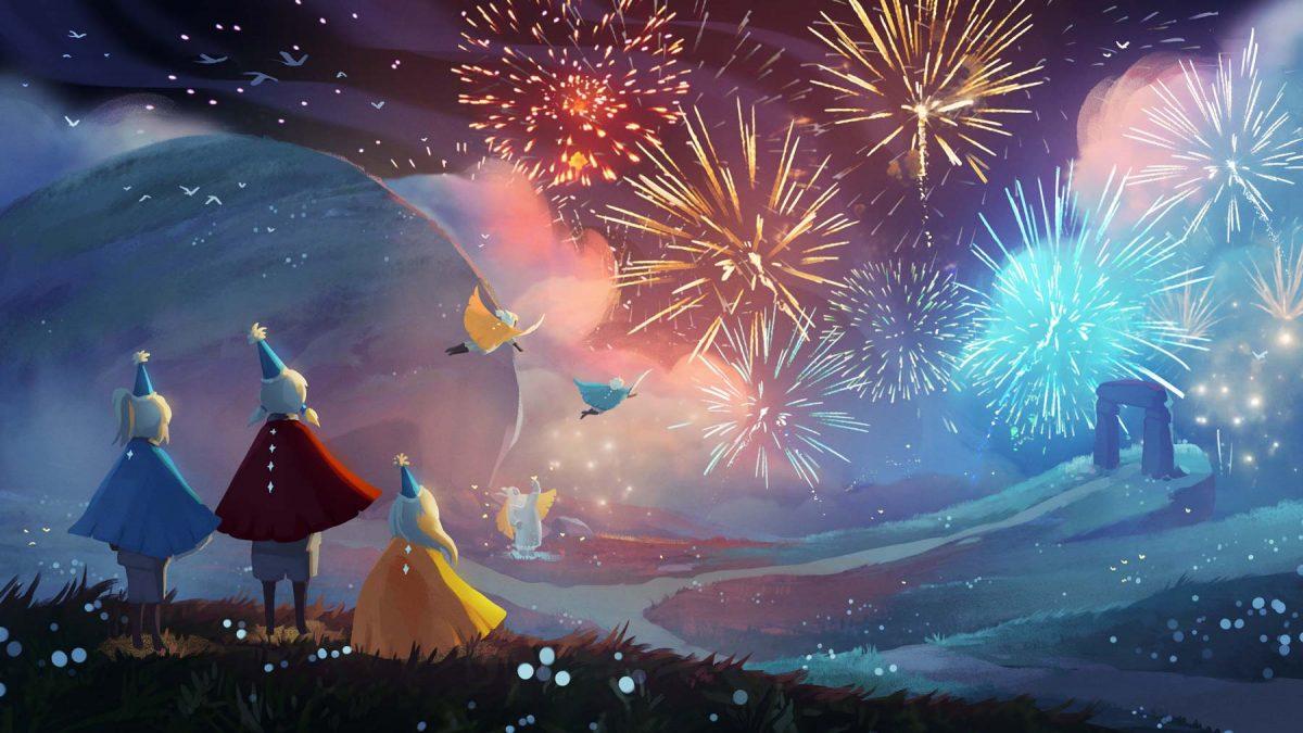 Le Petit Prince evento de Sky children of the light nintendo switch